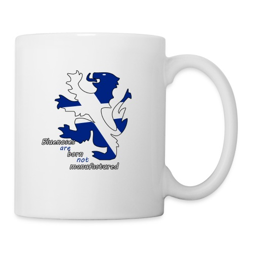 Bluenoses are born not manufactured smartphone cover  - Mug
