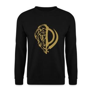 Men's Lion/Khanda Sweatshirt - Men's Sweatshirt