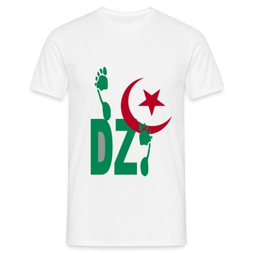 algérie au brésil - T-shirt Homme