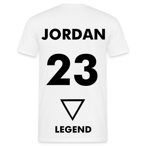 JORDAN (LEGEND) - Men's T-Shirt