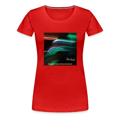 Shirt De Incendiis... - Frauen Premium T-Shirt