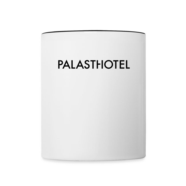 Palasthotel Kaffeebecher