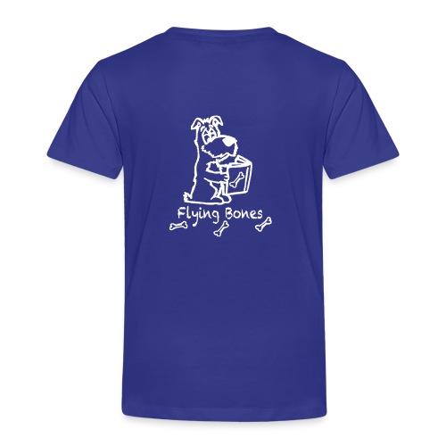 Flying Bones Kinder - Kinder Premium T-Shirt