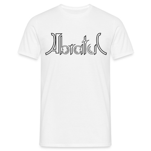 T-Shirt Weiß Klassisch - Männer T-Shirt