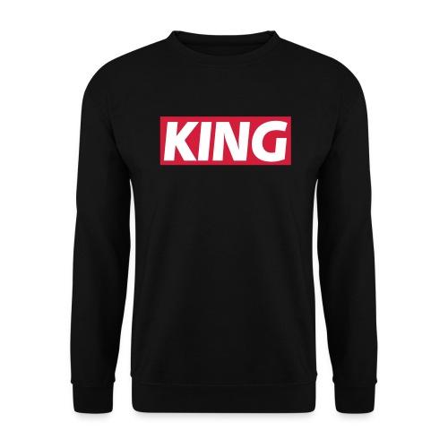 King Space-Diamond Sweater - Mannen sweater