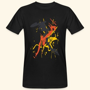 The Abstrait 27 - Men's Organic T-shirt