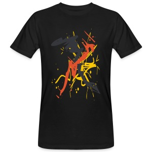 The Abstrait 27 - Männer Bio-T-Shirt