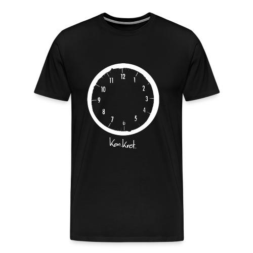 Shirt Timeless invers - Männer Premium T-Shirt