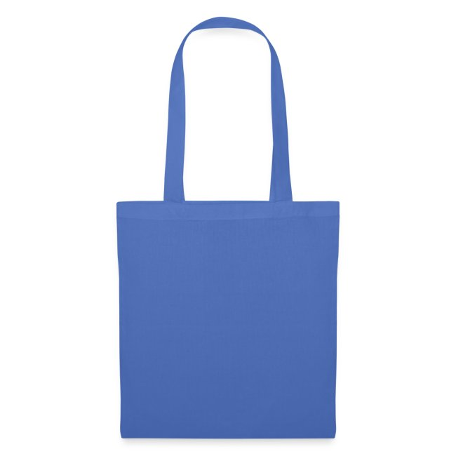 Slanted – Art Type / Blue Yellow / Totebag