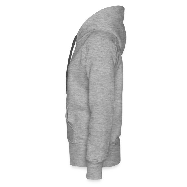 Slanted – Art Type / Hoodie Grey White / Woman