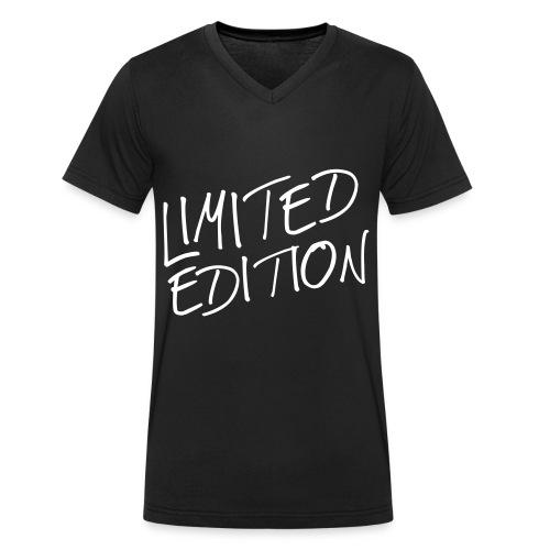 Männer T-Shirt - Männer Bio-T-Shirt mit V-Ausschnitt von Stanley & Stella