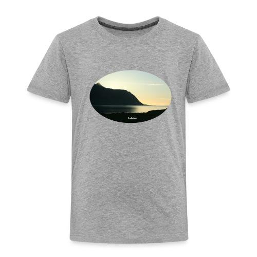 Unisex T-skjorte for barn. - Premium T-skjorte for barn