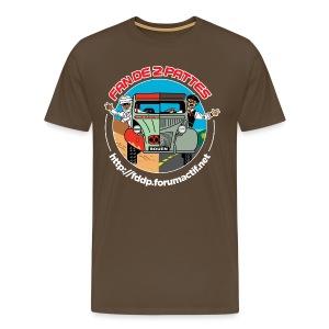 Logo Devant - T-shirt Premium Homme
