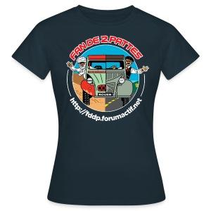 Logo Devant - T-shirt Femme