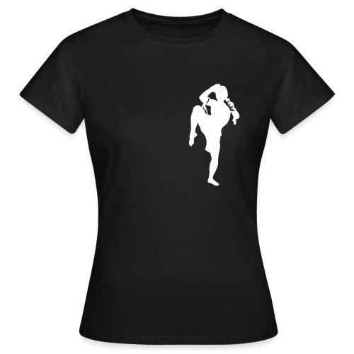 Frauen T-Shirt - MMA, Fight, Sports, Thai, Boxing, Kickboxing, T-Shirt