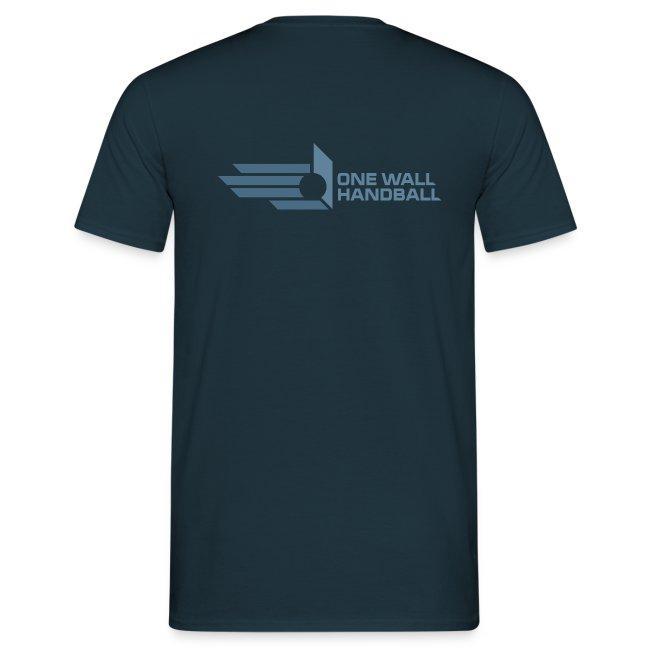 One Wall Handball  - Urban Basic Logo in één kleur
