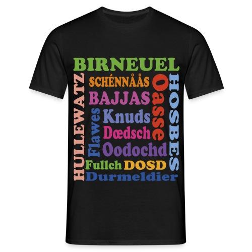 Ussdrögge! - Männer T-Shirt