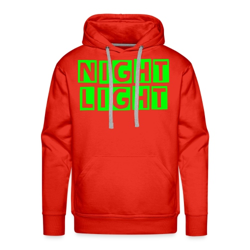 streetwhere-hotsweet-red-R544007 - Sweat-shirt à capuche Premium pour hommes