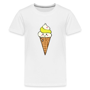 Ice cream Shirts - Teenage Premium T-Shirt