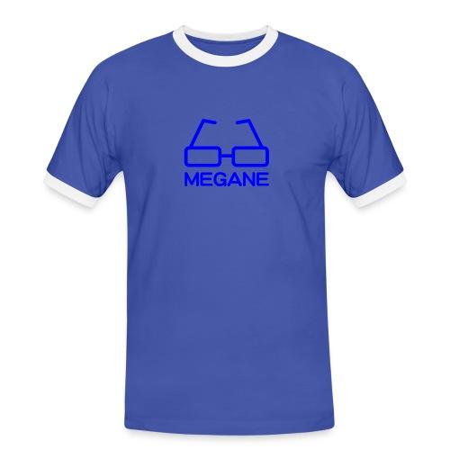 MEGANE - Men's Ringer Shirt
