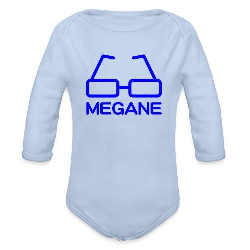 MEGANE - Organic Longsleeve Baby Bodysuit