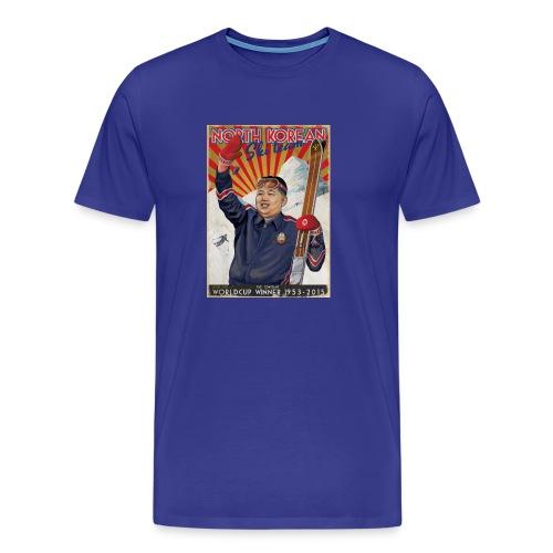 Kimski - Men's Premium T-Shirt