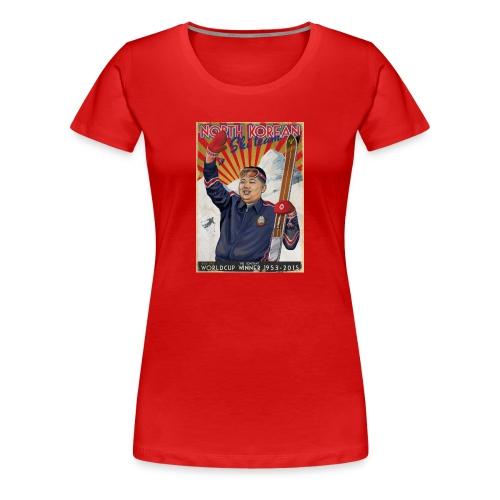 Kimski - Women's Premium T-Shirt