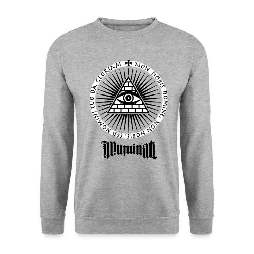 Illuminati - Men - Sweat-shirt Homme