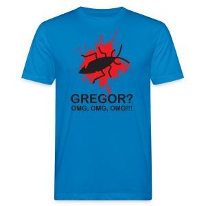 OMG, Gregor Samsa is dead! - Men's Organic T-shirt