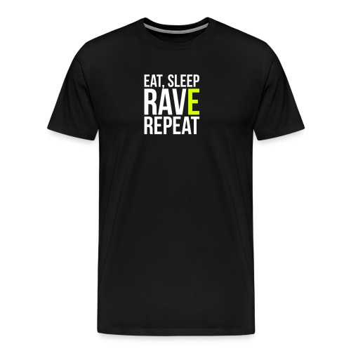 Rave - Men's Premium T-Shirt