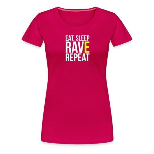 Rave Ladies - Women's Premium T-Shirt