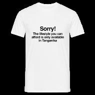 Magliette ~ Maglietta da uomo ~ Tanganika Lifestyle
