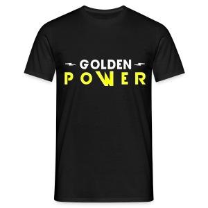Electric Power Shirt - Mannen T-shirt