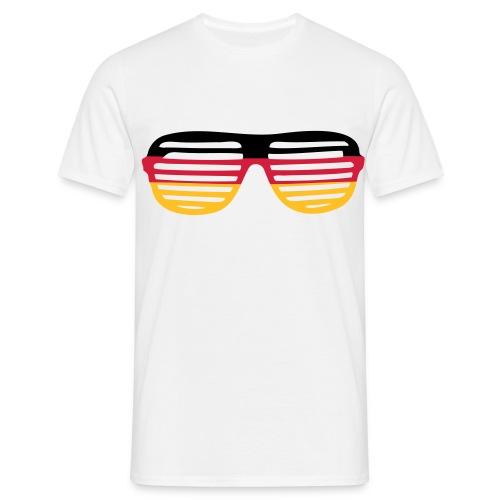 Deutscher-Atze - Männer T-Shirt