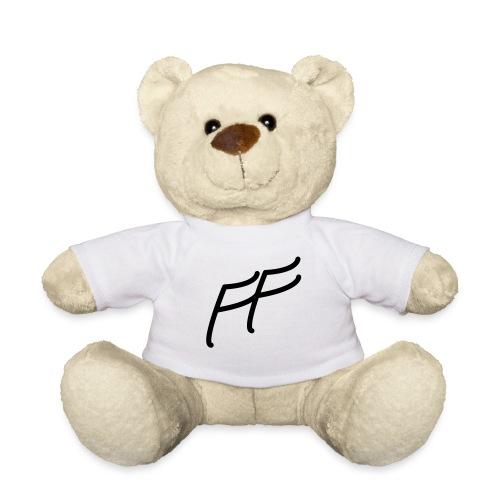 Motiv: FF | Druck: schwarz | verschiedene Farben - Teddy