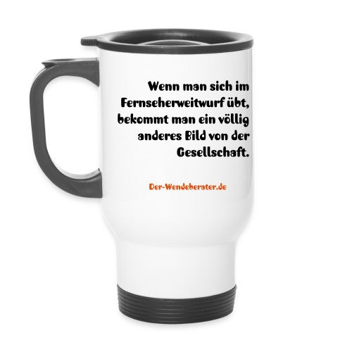 Wendeberater Thermobecher - Thermobecher