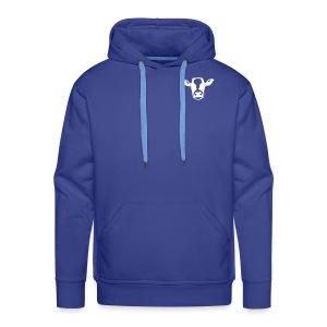 Bull logo Hooded Sweatshirt - Men's Premium Hoodie