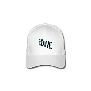 Born to dive - Flexfit Baseballkappe