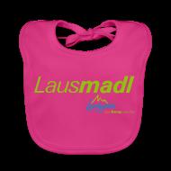 Baby Lätzchen ~ Baby Bio-Lätzchen ~ Lenggries - Lausmadl