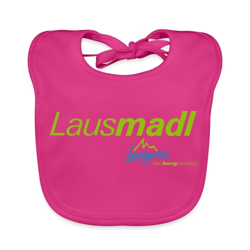 Lenggries - Lausmadl - Baby Bio-Lätzchen