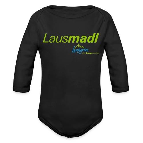 Lenggries - Lausmadl - Baby Bio-Langarm-Body