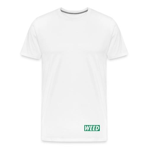 High - Herre premium T-shirt