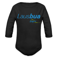 Baby Bodys ~ Baby Langarm-Body ~ Lenggries - Lausbua