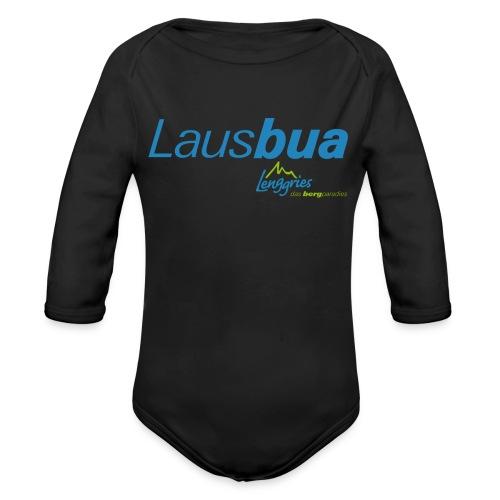 Lenggries - Lausbua - Baby Bio-Langarm-Body