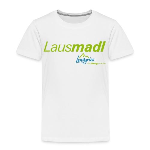 Lenggries - Lausmadl - Kinder Premium T-Shirt