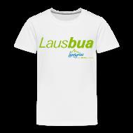 T-Shirts ~ Kinder Premium T-Shirt ~ Lenggries - Lausbua