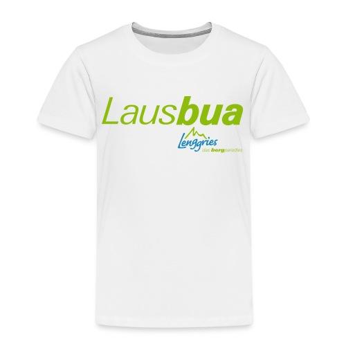 Lenggries - Lausbua - Kinder Premium T-Shirt