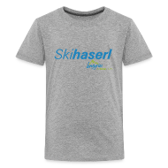 T-Shirts ~ Teenager Premium T-Shirt ~ Lenggries - Skihaserl
