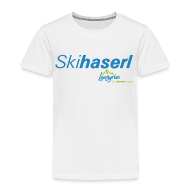 T-Shirts ~ Kinder Premium T-Shirt ~ Lenggries - Skihaserl