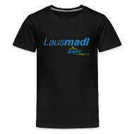 T-Shirts ~ Teenager Premium T-Shirt ~ Lenggries - Lausmadl
